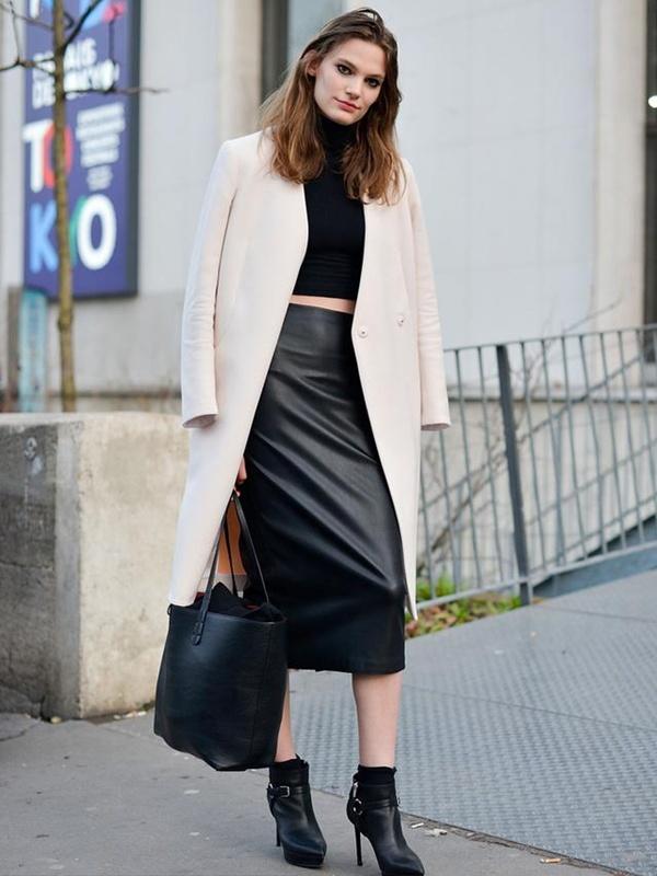 Gợi ý trang phục cho buổi hẹn hò mùa đông