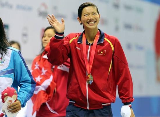 Ánh Viên, Công Phượng đua tranh ở Cup chiến thắng