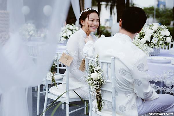 NTK kể hành trình may áo dài cưới cho Phan Như Thảo