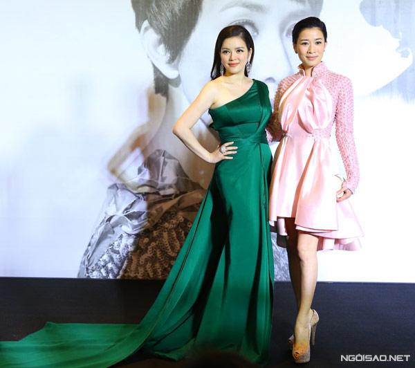 Đo sức hút mẫu Tây - mẫu Việt khi diễn Alexis Mabille