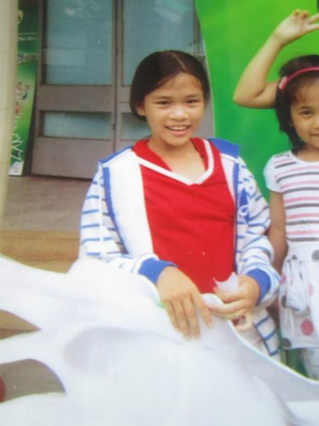 Nữ sinh Nguyễn Thị Cúc được gia đình báo mất tích hơn 1 tháng nay