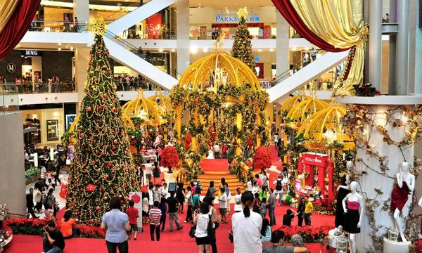 Những Điểm Giáng Sinh Tuyệt Nhất Châu Á