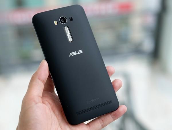 Đánh giá phablet Zenfone 2 Laser: Camera là điểm nhấn