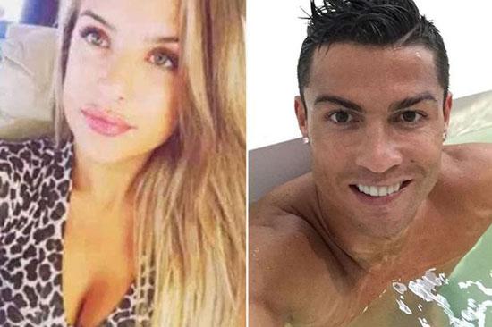 C. Ronaldo đang bị đồn hẹn hò với Marisa Mendes, con gái của người đại diện Jorge Mendes.
