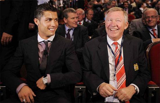 C. Ronaldo luôn coi HLV Ferguson như một người cha nên việc anh chọn Scotland, quê hương ông làm nơi tổ chức đám cưới