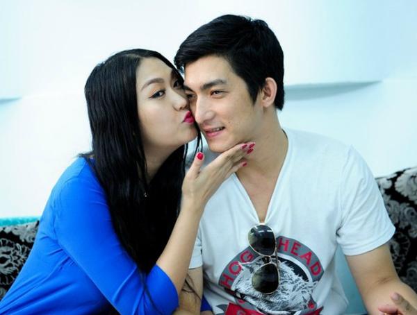Muôn kiểu ghen tuông trong tình yêu của sao Việt