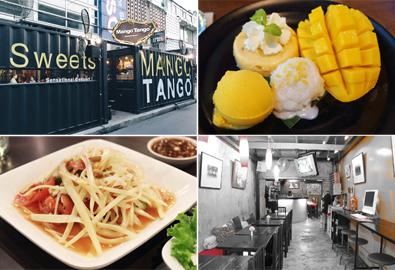 Địa chỉ cuối tuần: quán ăn ở Bangkok mê hoặc khách Việt