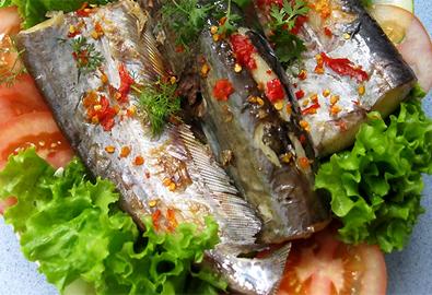 Cá leo nướng muối ớt thơm lừng ở An Giang