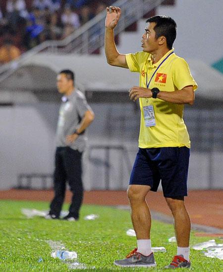 Ông Phạm Minh Đức sẽ từ chối bắt tay HLV U21 HAGL