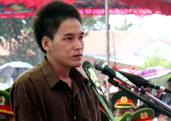 Thảm án ở Bình Phước: Trần Đình Thoại có thể nhận mức án cao hơn