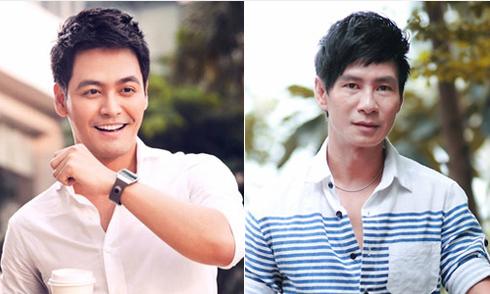 5 ông bố hot nhất showbiz Việt nói về lần đầu 'lên chức'