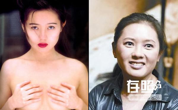 Cuộc sống vất vả khiến đóa hồng s.e.xy của màn ảnh Hong Kong Lý Lệ Trân giờ