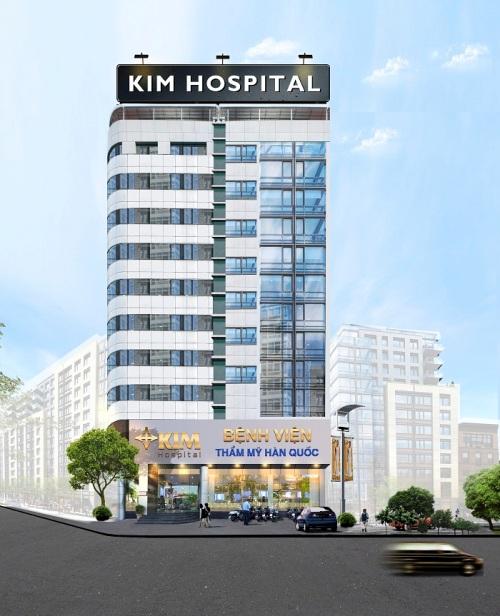 KIM Skin - Trung tâm da liễu Hàn Quốc tại Việt Nam (31 Nguyễn Đình Chiểu, phườngĐakao, quận 1, TP HCM).