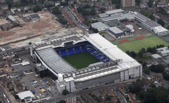 Before Roman Abramovich bought Chelsea Football Club, he had first set his eyes on Tottenham Hotspur in north London. The club chairman Daniel Levy even confirmed the bid back in 2003. Abramovich had visited White Hart Lane and later expressed an interest in buying the club through an intermediary. Yes, we did have a meeting at his request because he wanted ENIC's perspective on the European football market, Levy had said. It is important to note however, that at no time did we discuss, either then or subsequently, his desire to acquire a Premiership club.