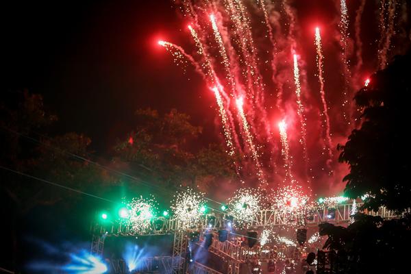 'Heineken Countdown Party' đã mang đến những trải nghiệm không gian âm nhạc đẳng cấp cho khán giả thủ đô để họ tận hưởng không khí và cảm giác được trở thành ngôi sao trong khoảnh khắc tạm biệt năm 2015, chào đón năm 2016.