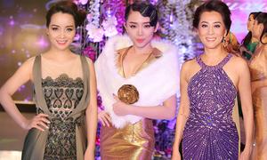 Sao Việt lộng lẫy trong dạ tiệc