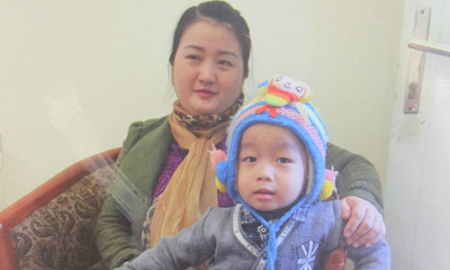 Người mẹ hai con mất tích bí ẩn ở Nghệ An