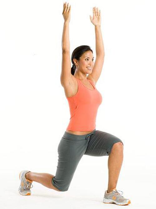 8 động tác thể dục tại nhà đốt mỡ bụng