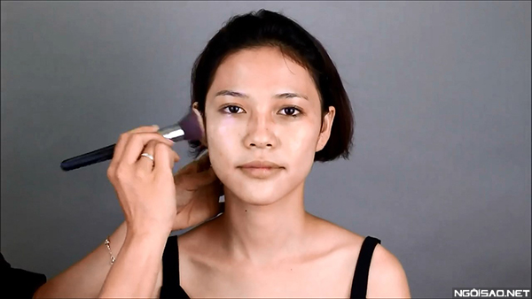goi-y-makeup-tre-trung-cho-co-dau-toc-ngan