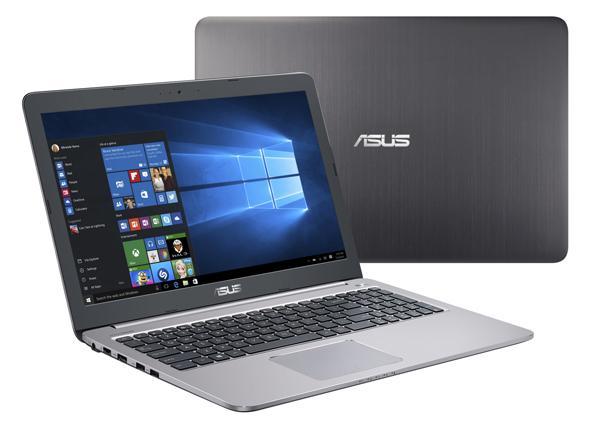 Laptop màn hình 4K đầu tiên của Asus ra mắt
