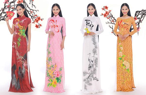 truong-thi-may-khoe-dang-cung-ao-dai-xuan