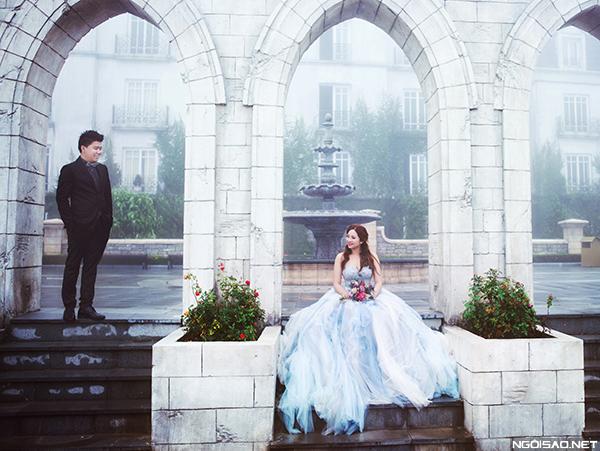 Ảnh cưới đẹp lãng mạn như châu...