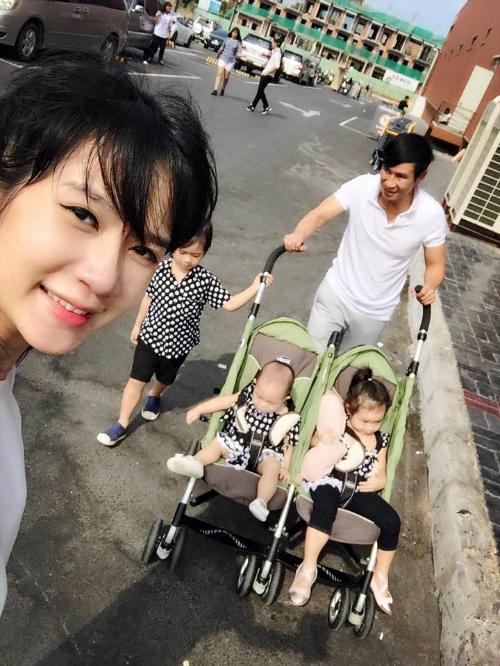 Gia đình Lý Hải - Minh Hải khởi hành du xuân: