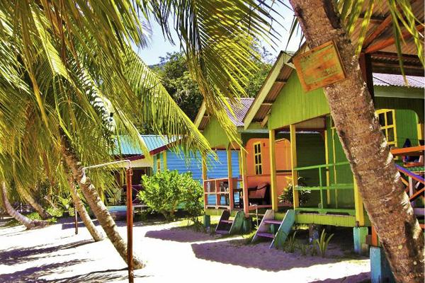 Tioman - hòn đảo du lịch thám hiểm của Malaysia