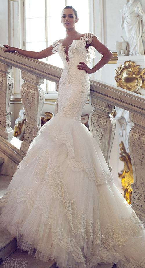 Những mầu váy cưới sexy hoàn hảo nhìn là mê 1