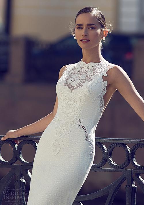 Những mầu váy cưới sexy hoàn hảo nhìn là mê 7