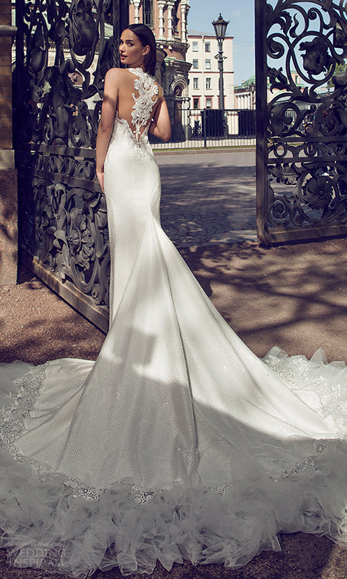 Những mầu váy cưới sexy hoàn hảo nhìn là mê 8