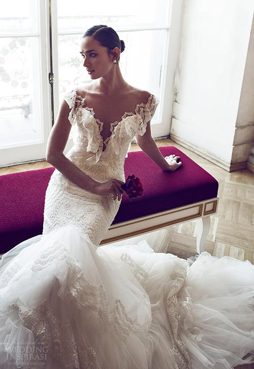 Những mầu váy cưới sexy hoàn hảo nhìn là mê 3