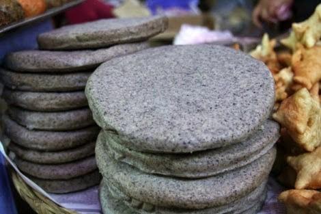 Bánh Tam Giác Mạch Ảnh:Hagiangonline.