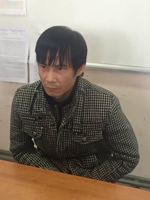 Nguyễn Quang Vinh (sinh năm 1977, hộ khẩu thường trú tại tổ 15, phường Thượng Thanh, Long Biên, Hà Nội)