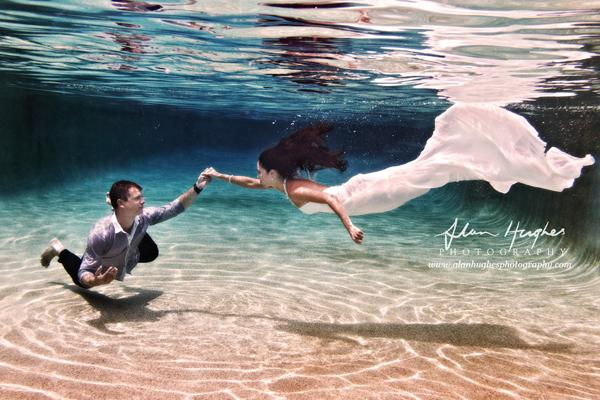Những bức ảnh cưới vượt qua sợ hãi của cô dâu, chú rể 3