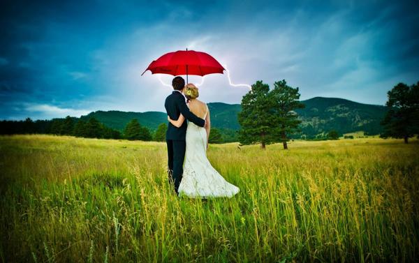 Những bức ảnh cưới vượt qua sợ hãi của cô dâu, chú rể 4