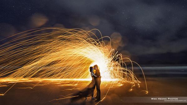 Những bức ảnh cưới vượt qua sợ hãi của cô dâu, chú rể 1