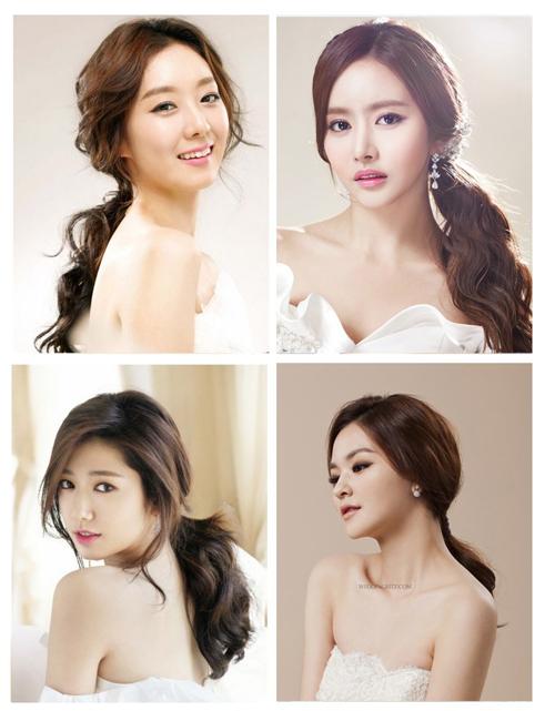 6 kiểu tóc tuyệt đẹp hợp với mọi cô dâu 3