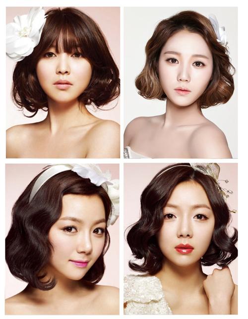 6 kiểu tóc tuyệt đẹp hợp với mọi cô dâu 4