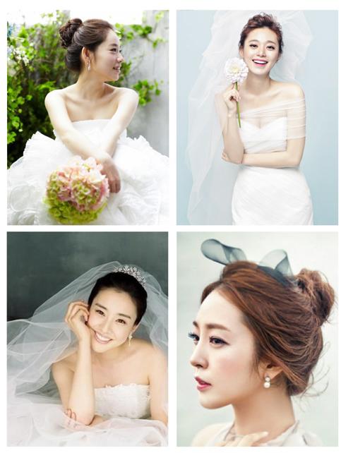 6 kiểu tóc tuyệt đẹp hợp với mọi cô dâu 5