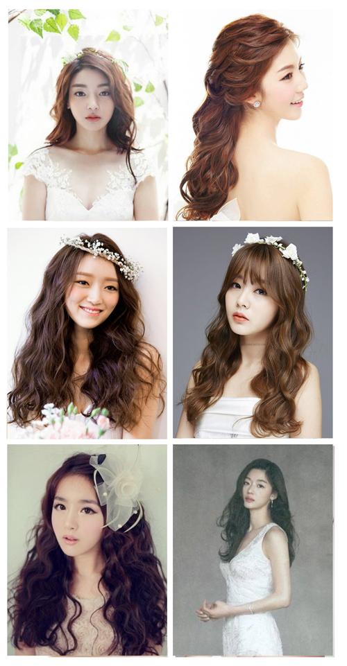 6 kiểu tóc tuyệt đẹp hợp với mọi cô dâu 1