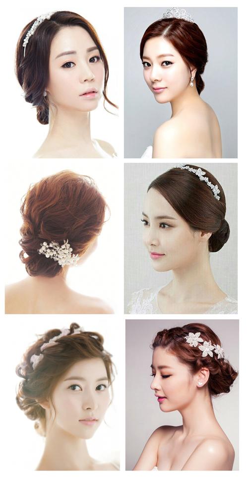 6 kiểu tóc tuyệt đẹp hợp với mọi cô dâu 6