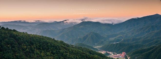 Đỉnh Taehwa ở Masikryong.