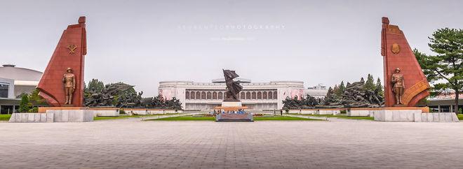 Bảo tàng Chiến tranh và Giải phóng Tổ quốc.