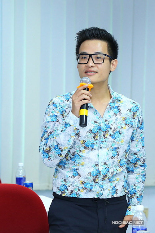 Hà Anh Tuấn được vinh danh 'Gương mặt trẻ tiêu biểu'