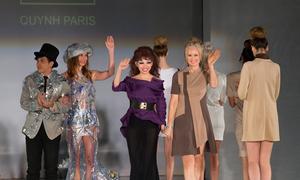 Quỳnh Paris giới thiệu bộ sưu tập mới tại Mỹ