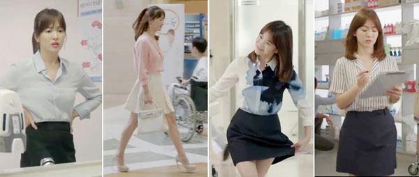 song-hye-kyo-kheo-mix-do-hieu-binh-dan-trong-hau-due-mat-troi-1