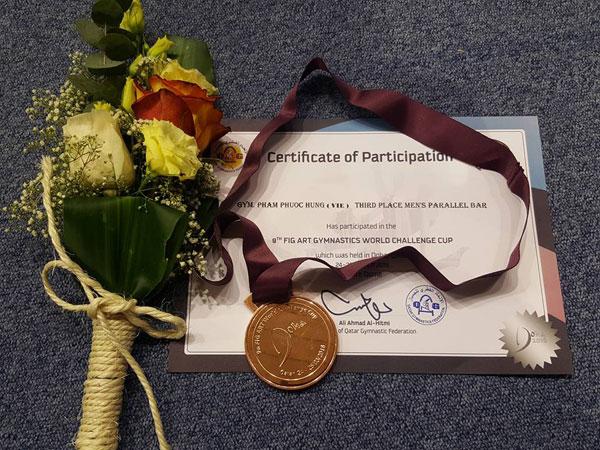 Đứng thứ nhất nội dung là Oleg Stepko (Azerbaijan) và hạng nhì là Larduet (Cuba).