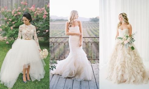 Mẫu váy cưới trong mơ của bạn sẽ như thế nào
