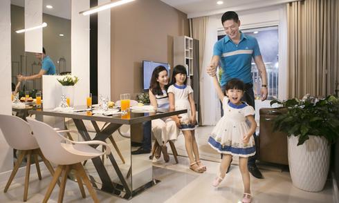 Vợ chồng Bình Minh mua nhà mới